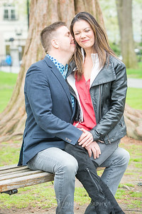 Boston Common Engagement 14