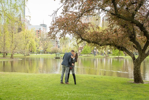 Boston Common Engagement 11