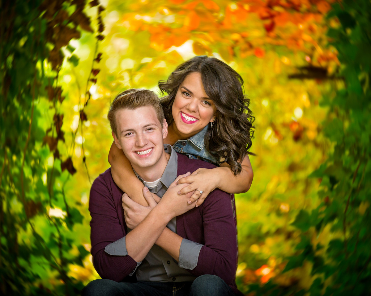 Phillips Engagement Photos
