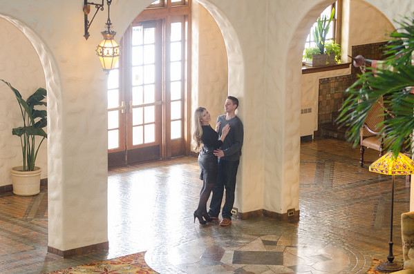 Hotel Hershey Engagement