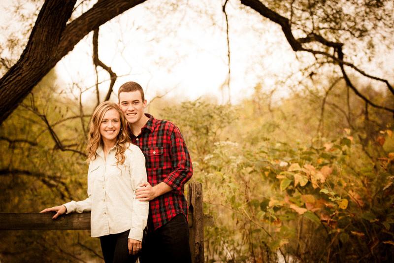 Derek & Christy at Amico Island Park in Delran, NJ