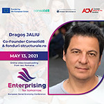 Dragoș Jaliu - NEWSLETTER Section Image - 164px