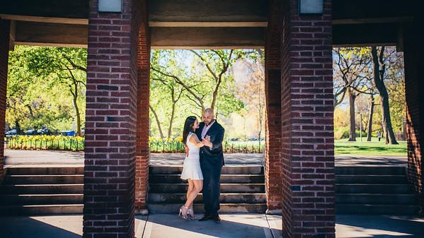 Erica & Rany :: Engaged!