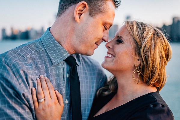 Erin & Dave: {engagement}!