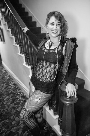 Electro Swing  Fire & Retro Burlesque at the Bayview