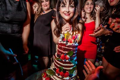 Peymaneh Says. Birthday Party