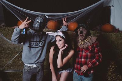 1230 Room Halloween Photobooth 2013
