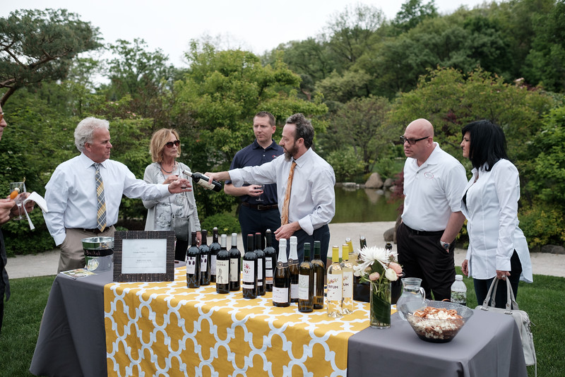 Anderson Japanese Gardens Uncorked 2016