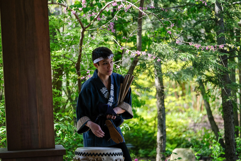 Anderson Japanese Gardens Opening Celebration 2017