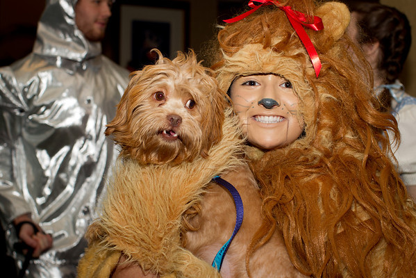 Lexington Humane Society's Beastie Ball 2011.  A beastly good time was had by all!