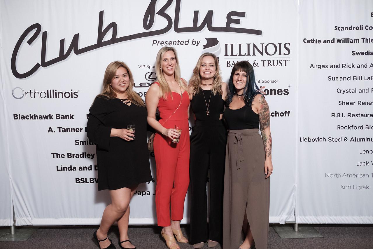 Club Blue 2017
