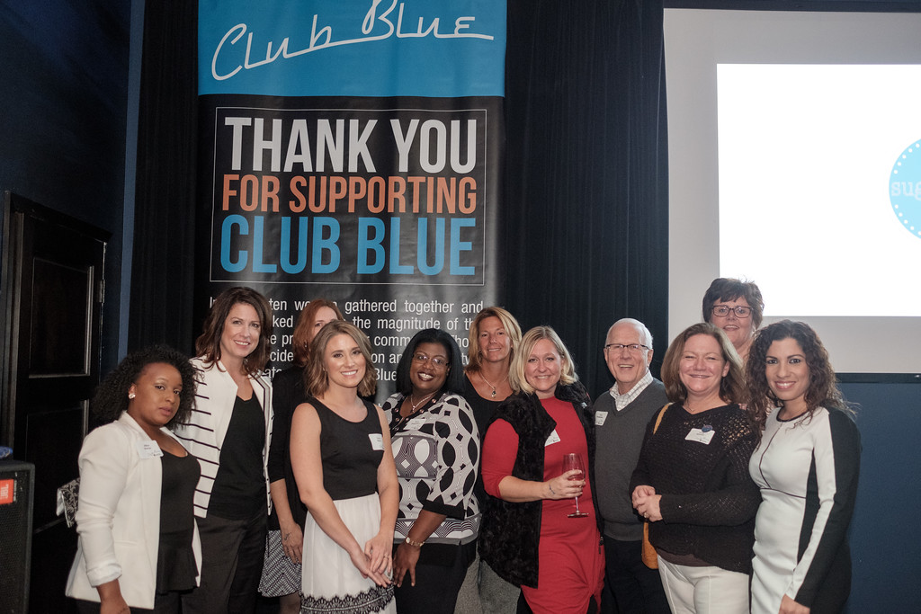 Club Blue 2018 Kickoff