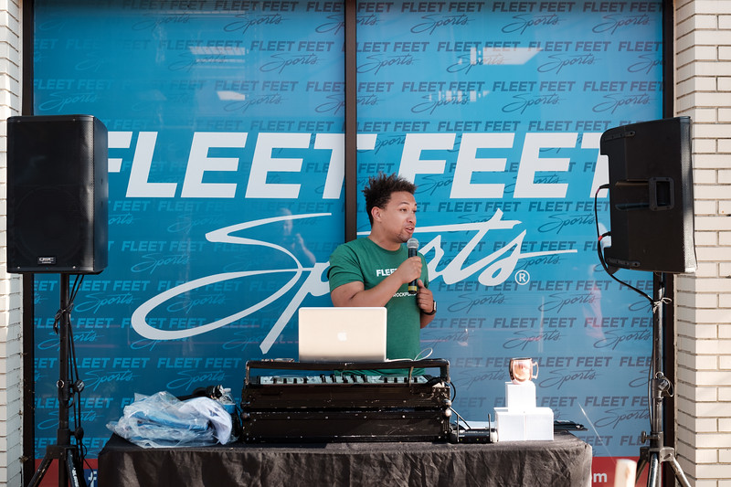 Fleet Feet Grand Opening Big Run 2017
