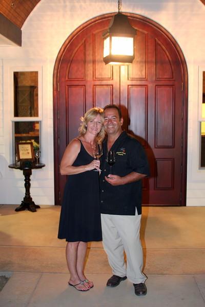 Glenda & Neil Cohn Hannah Nicole Vineyards, Brentwood, CA