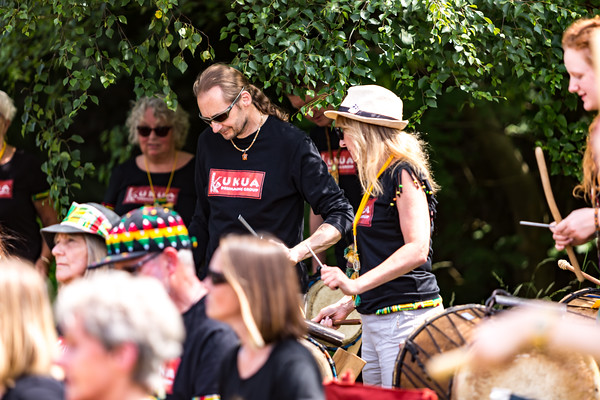 Langley Fete 2018 Kontaani Kukua Drumming Troup (24 of 68)
