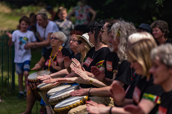 Langley Fete 2018 Kontaani Kukua Drumming Troup (42 of 68)