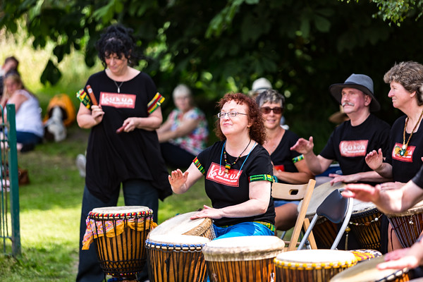 Langley Fete 2018 Kontaani Kukua Drumming Troup (26 of 68)