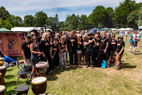 Langley Fete 2018 Kontaani Kukua Drumming Troup (4 of 68)