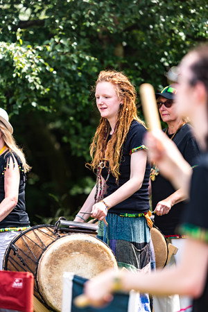 Langley Fete 2018 Kontaani Kukua Drumming Troup (27 of 68)
