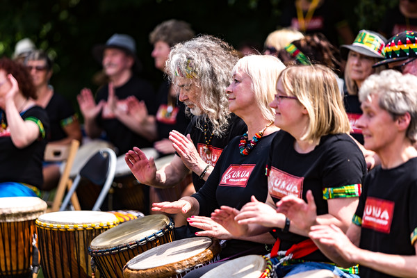 Langley Fete 2018 Kontaani Kukua Drumming Troup (25 of 68)
