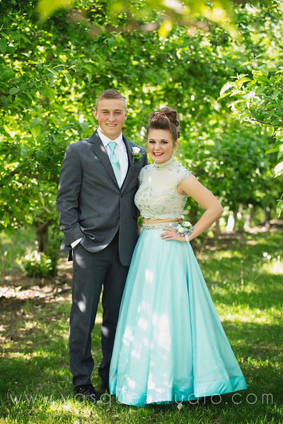 Madeline & Brandon Prom