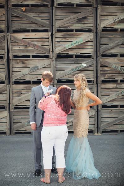 Peyton & Tanner Prom