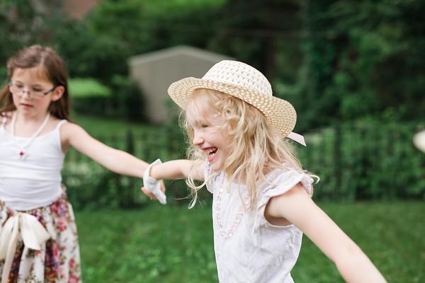 Pepperberry Parties - Garden Tea Girls Birthday Party