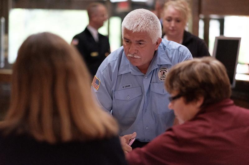 Rockford Fire Dept  2017 EMS Survivor event at UIC College of Medicine