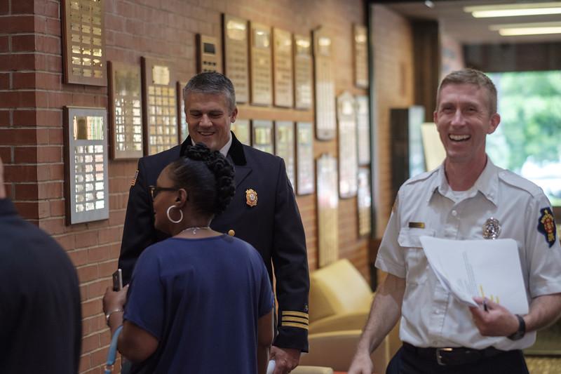 Rockford Fire Department EMS Survivor Event 2018