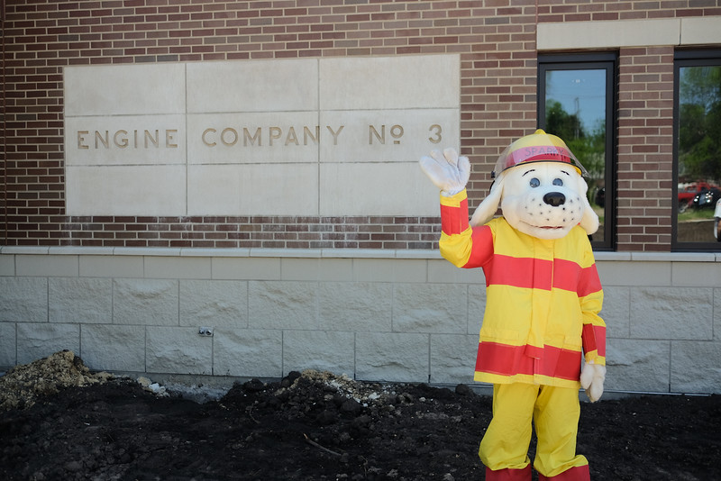 RFD Engine Co 3 Grand Opening