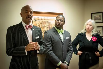 Salley Wealth Advisors Group, LLC Ribbon Cutting