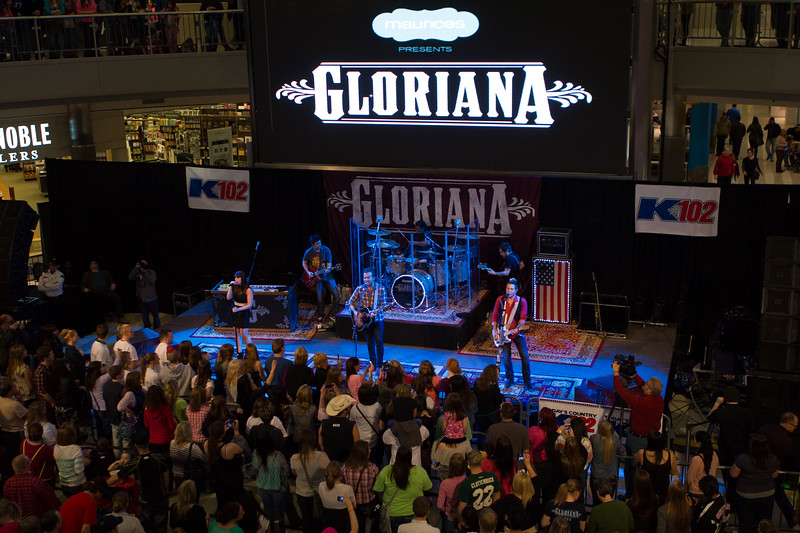 Gloriana Band Group