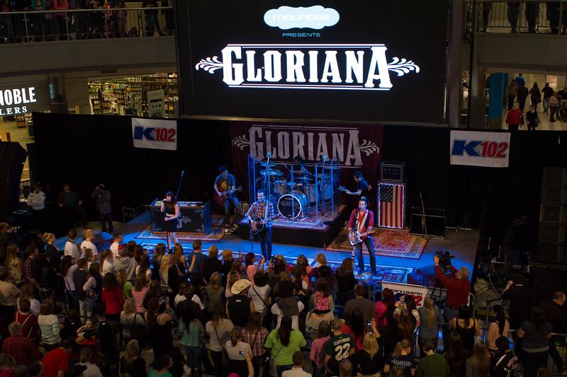 Gloriana Band Group