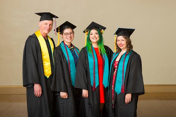 Expressions College 2019 Graduation