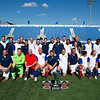 match between Woodall Cup 2017 at Clarke field on Aug 11, 2017 in<br /> Edmonton, Alberta, Canada