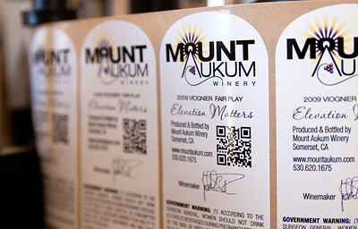 Mount Aukum Bottling