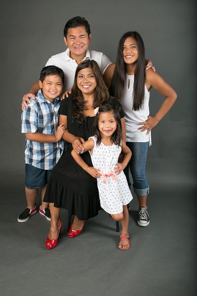 Cora Santos-Garcia Family
