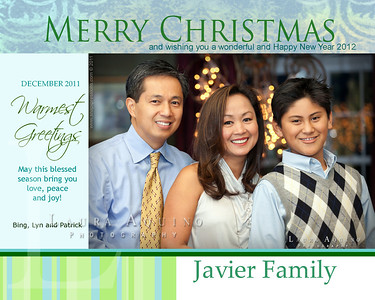 HOLIDAY CARD DESIGN LAYOUTS