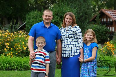 Carlisle Family {August 2017}