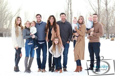 Jen Stewart Family {2017}