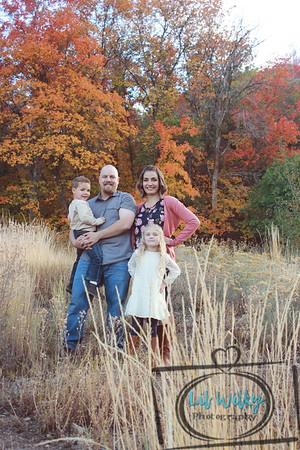 McAllister Family {October 2017}