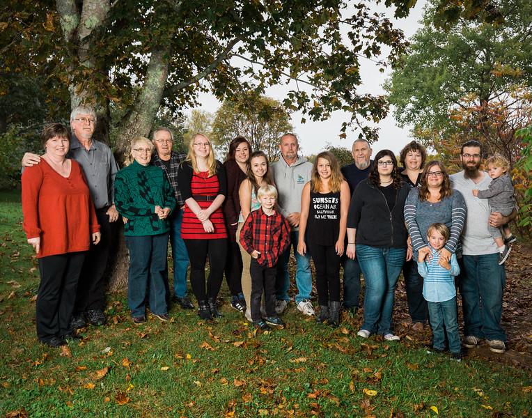 Myra family 11x14