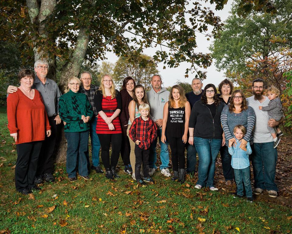 Myra Family 8x10
