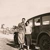 """""""Sis & Urk. Feb. 1932. On desert near Lancaster, Calif"""""""