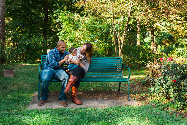 Kalamazoo Family Mini Session Park Modak