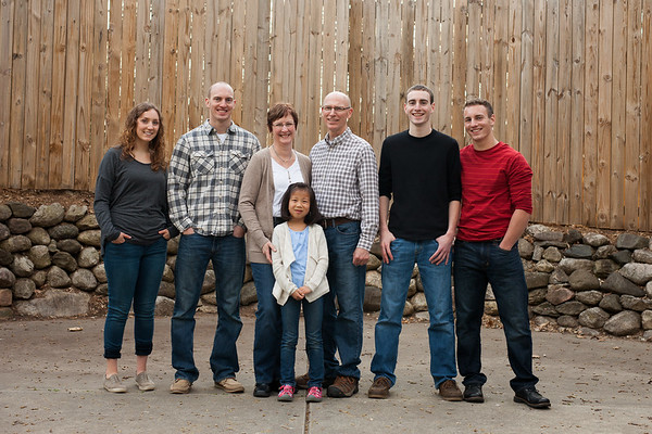 Portage-Michigan-Golden-Hour-Family-Portraits