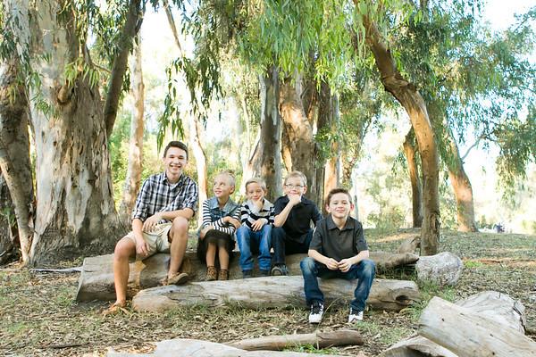 Lanette & Family at Central Park