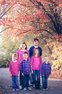 2013 Thomas -  Namikawa - Hoff - Fox Family Photo Shoot
