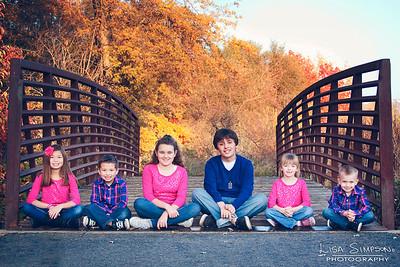 2013 Thomas -  Namikawa - Hoff - Fox Family Photo Shoot