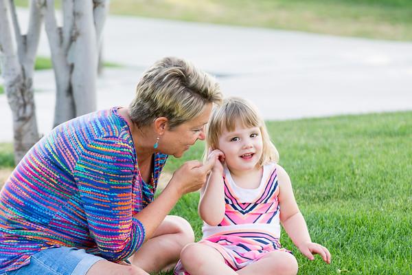 Kelley Borgie and Sydney
